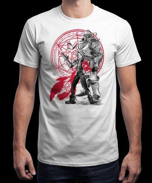 Alchemist Brothers Shirts