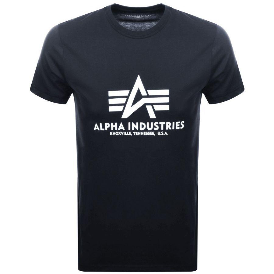Logo Navy Shirts