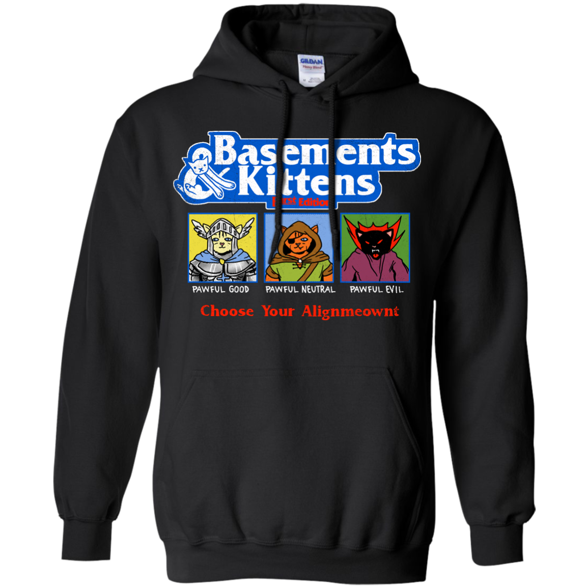 Basets Kittens Shirts