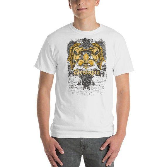 Cool Dystopia Fleur De Lis Shirts