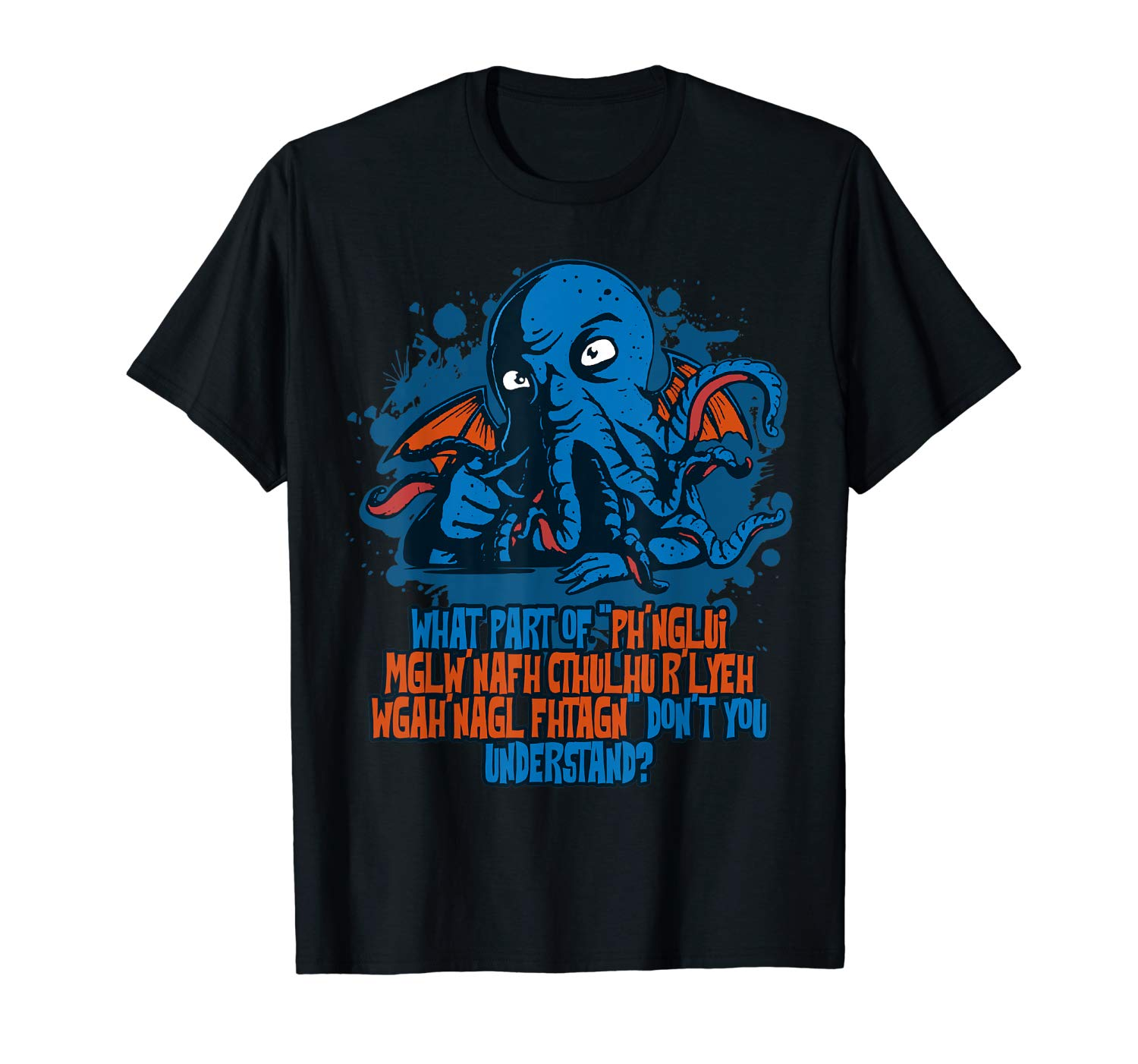 Cthulhu For And Shirts