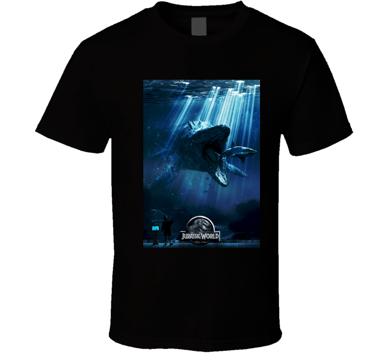 Dinosaur Jurassic World Poster Shirts