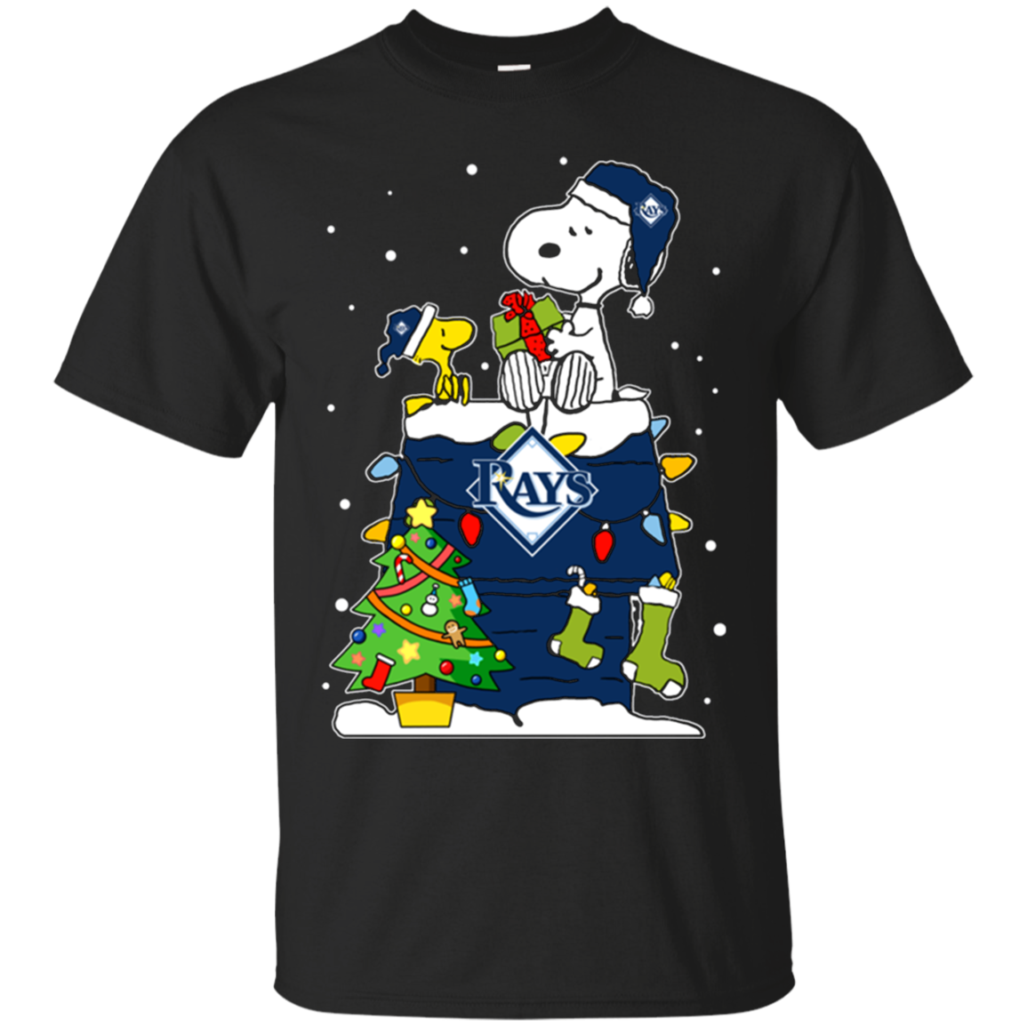 Find Tampa Bay Rays Snoopy Ugly Christmas Sweaters Shirts