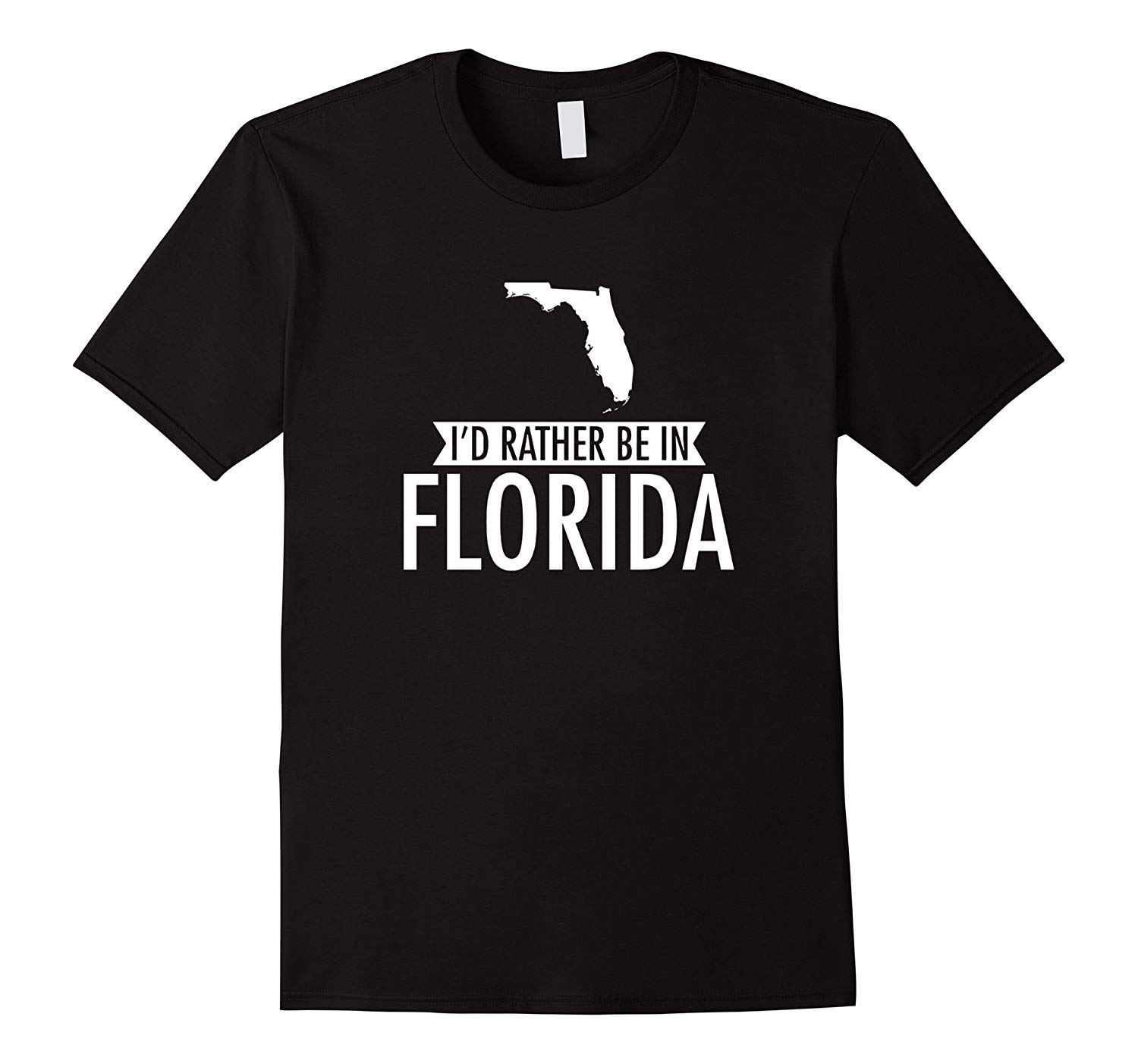 Id Rather Be In Florida Shirts