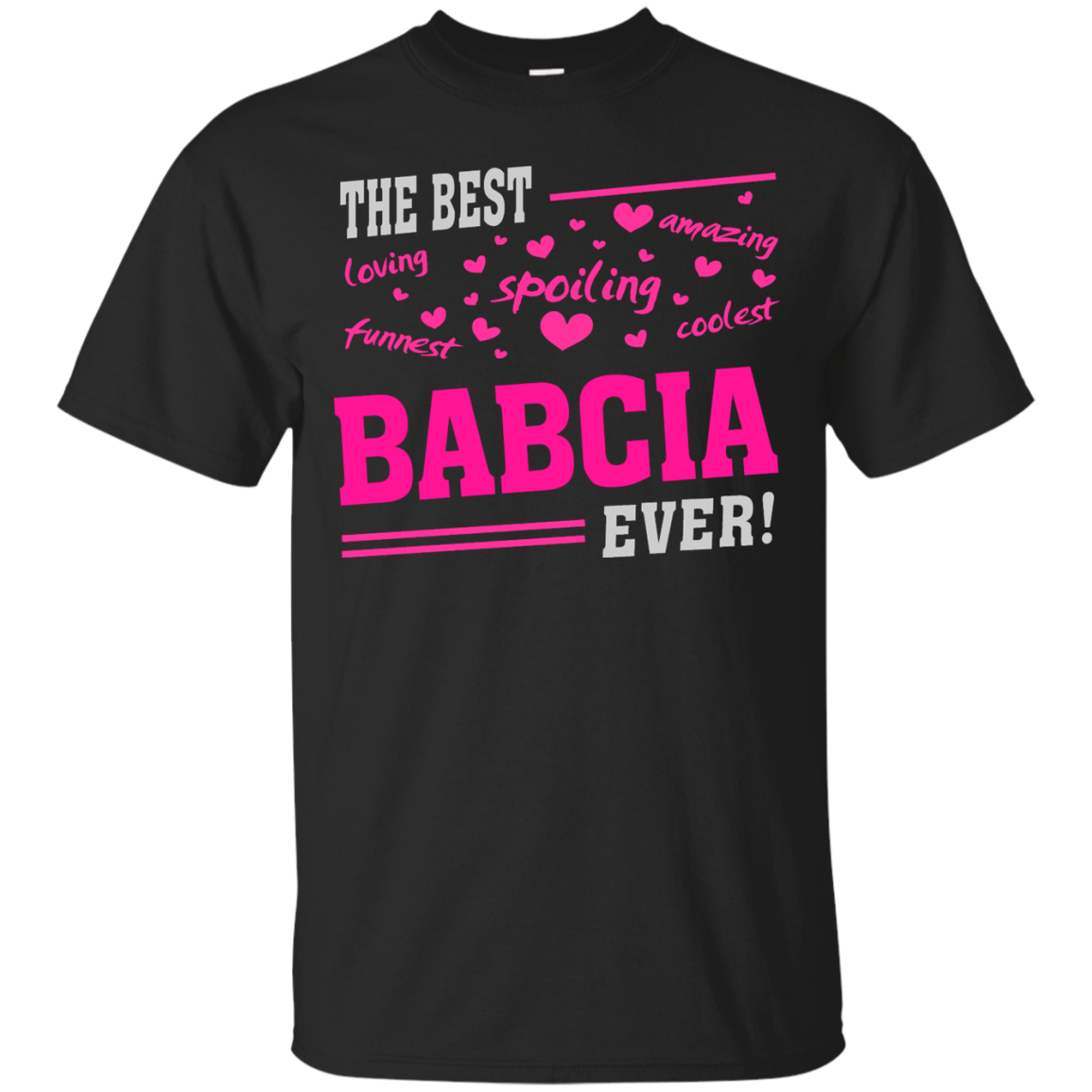 Most Grandmother Babcia Ever Shirts