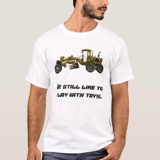 Road Grader Shirts