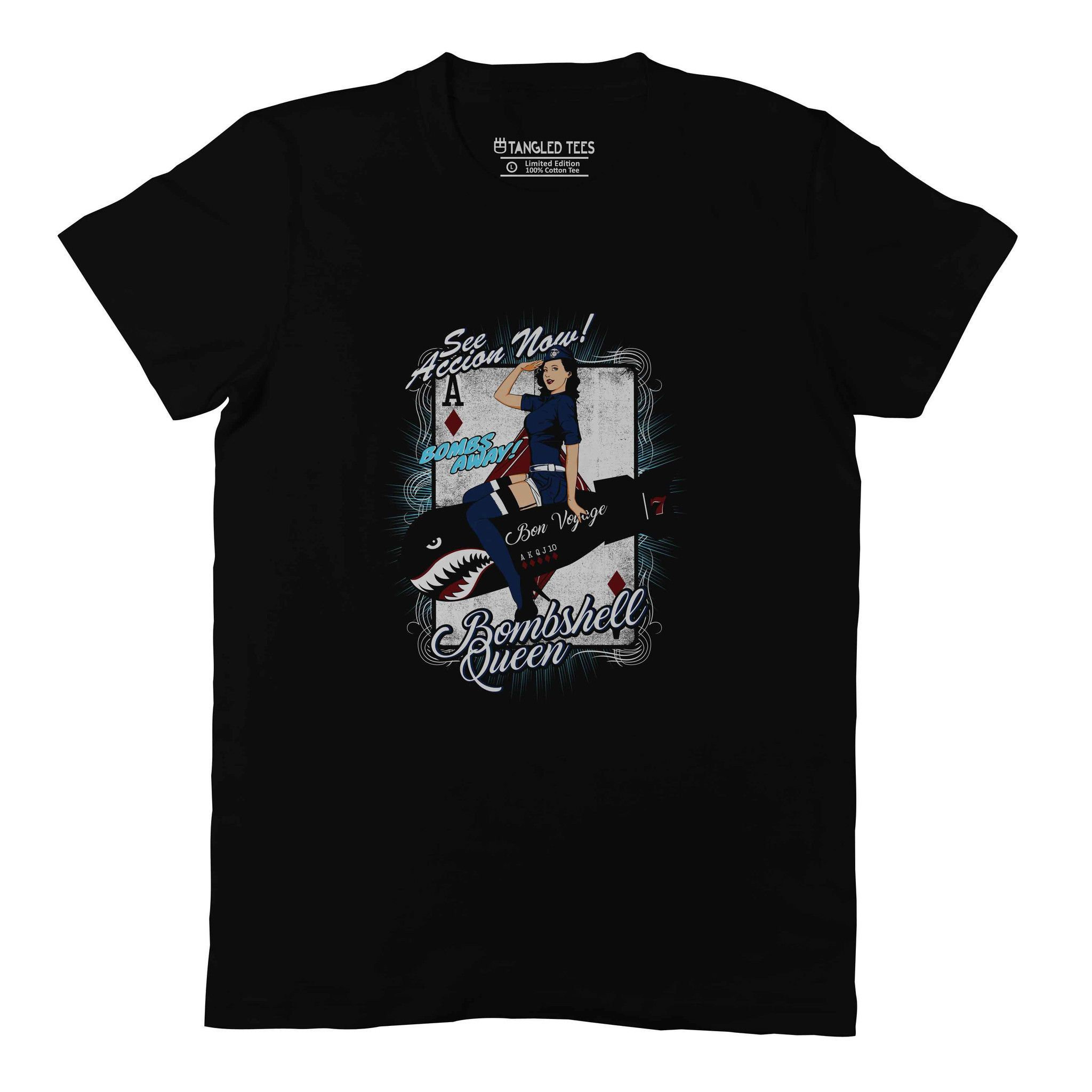 See More Action Shirts