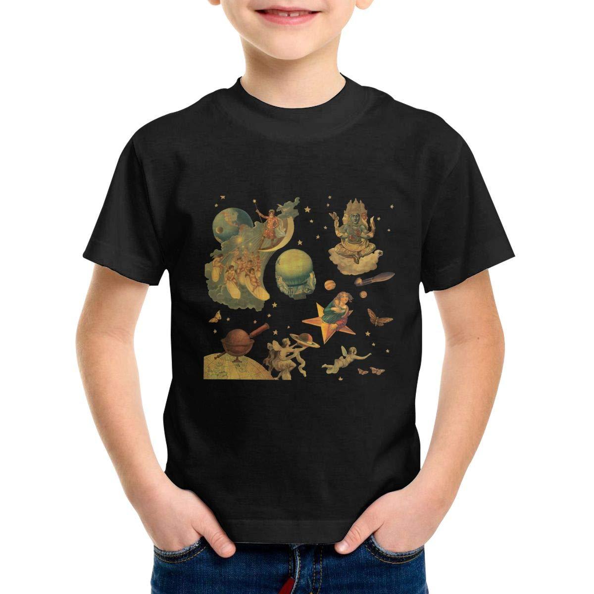 Smashing Pumpkins Mellon Unisex Girls Boys Kids Shirts