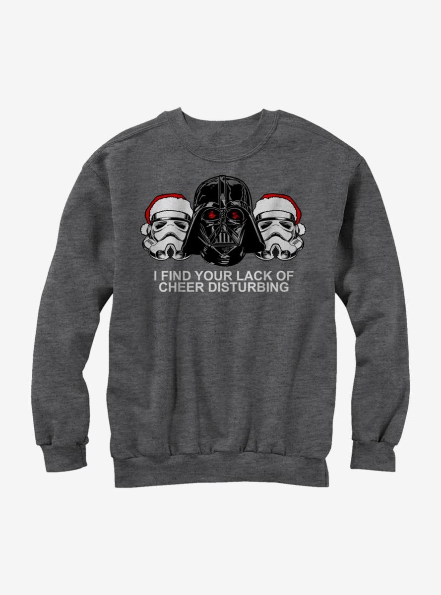 S Christmas Empire Lack Of Cheer Girls Shirts