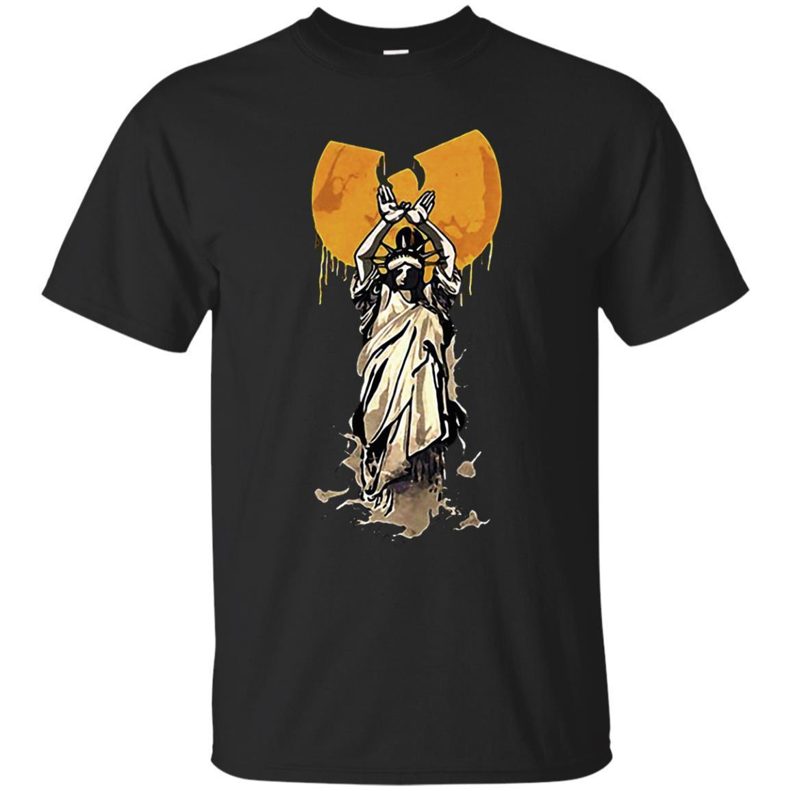 Wu Tang Statue Of Liberty Wutang Shirts