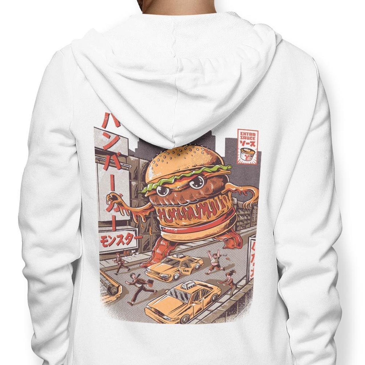 Burgerzilla 373692871 Shirts