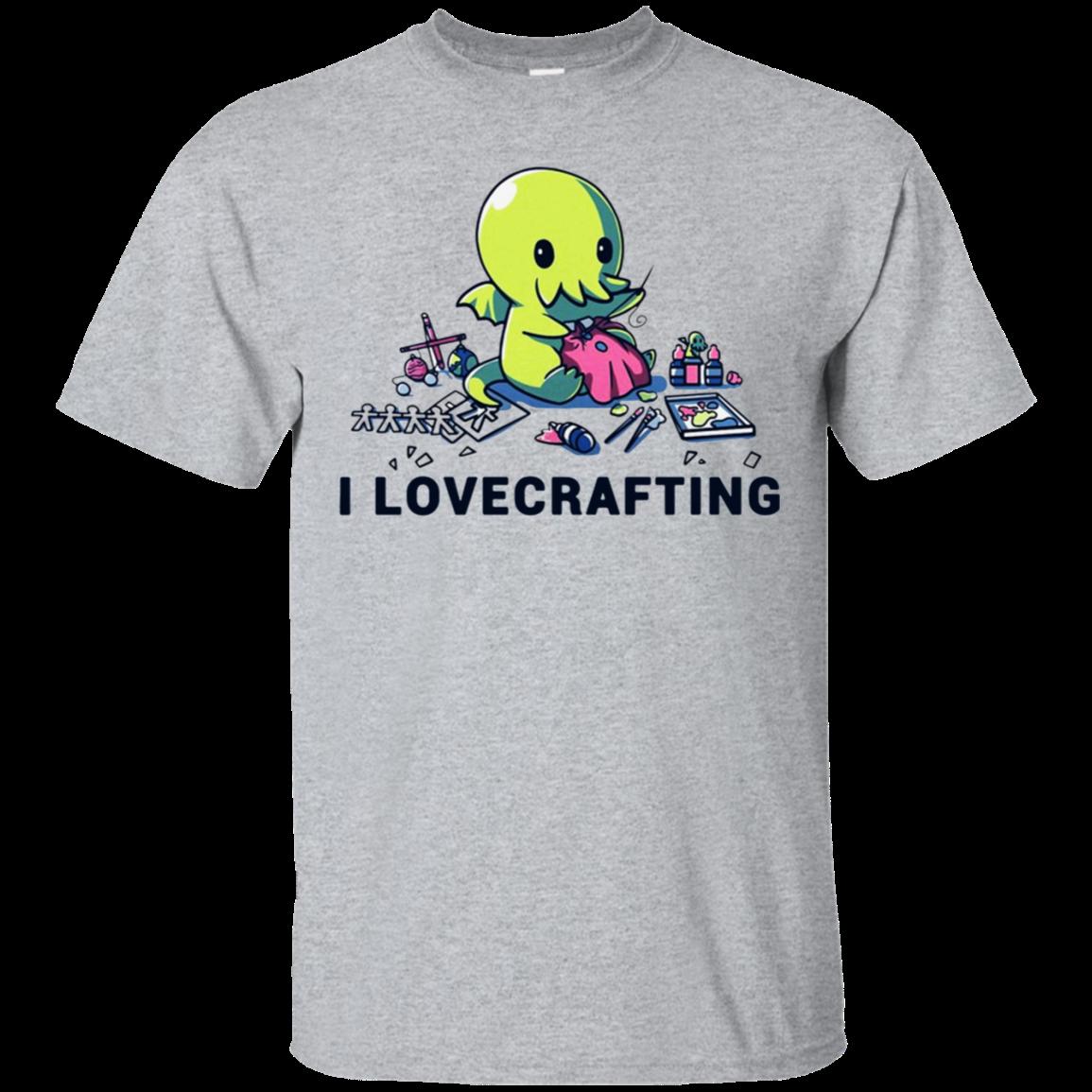 Cthulhu I Lovecrafting Shirt G200 Ultra T Shirt