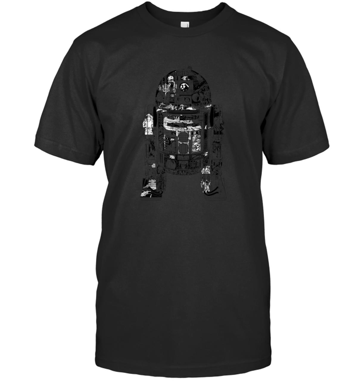 Epic R2 D2 971228597 Shirts