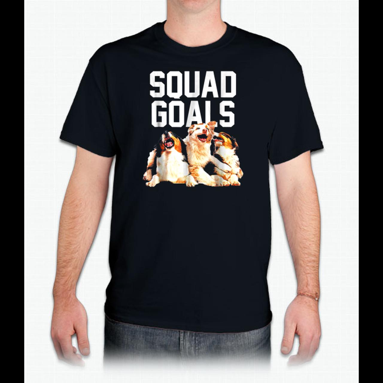 Old Friends Senior Dog Sanctuary Squad Goals Custom Ultra 1269773053 Shirts