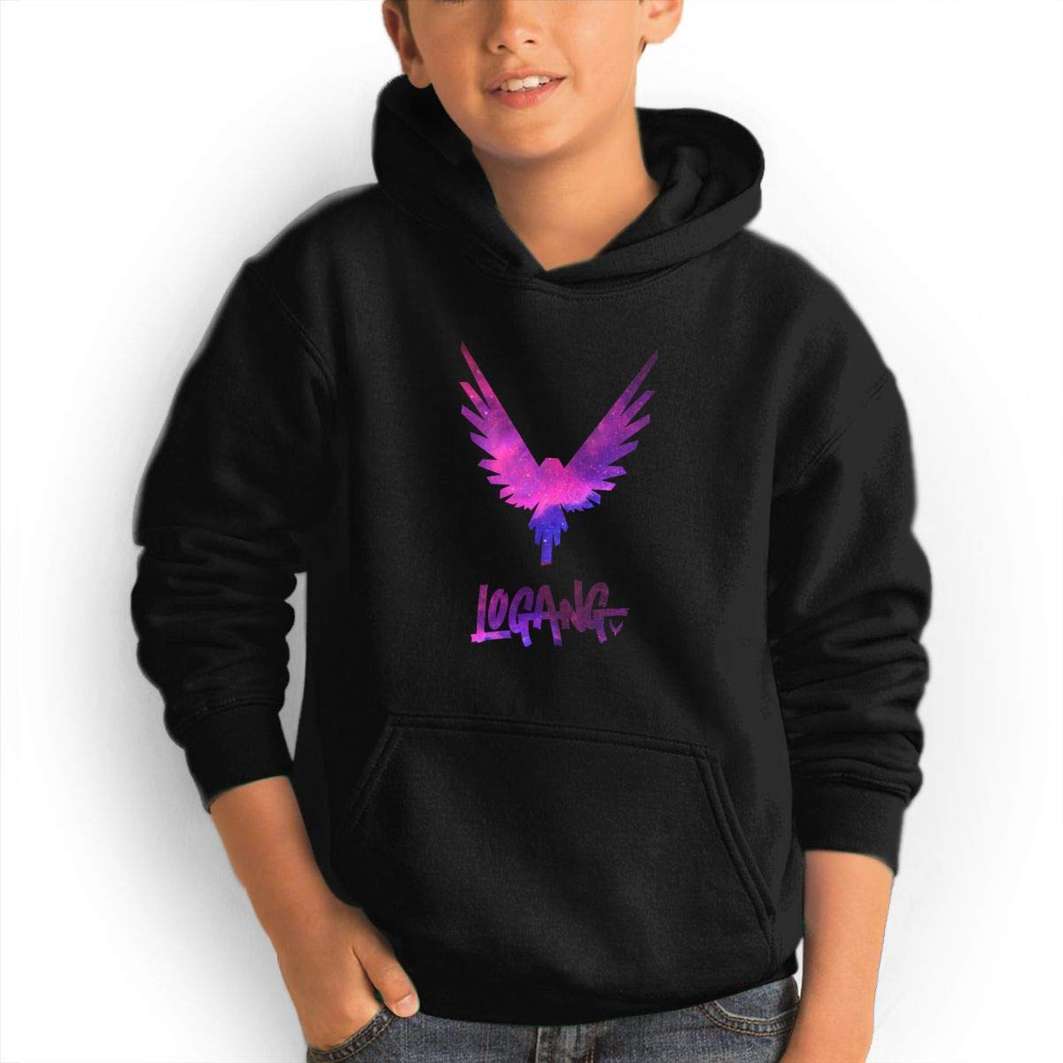 Teen S Logan Paul Maverick Hooded Cool Aesthetic Pullover For Shirts