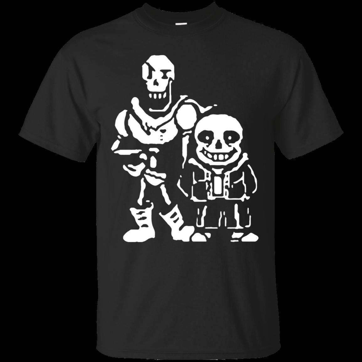 2 Characters T Shirt