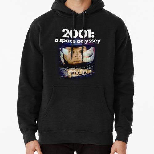 2001 A Space Odyssey Pullover Shirts
