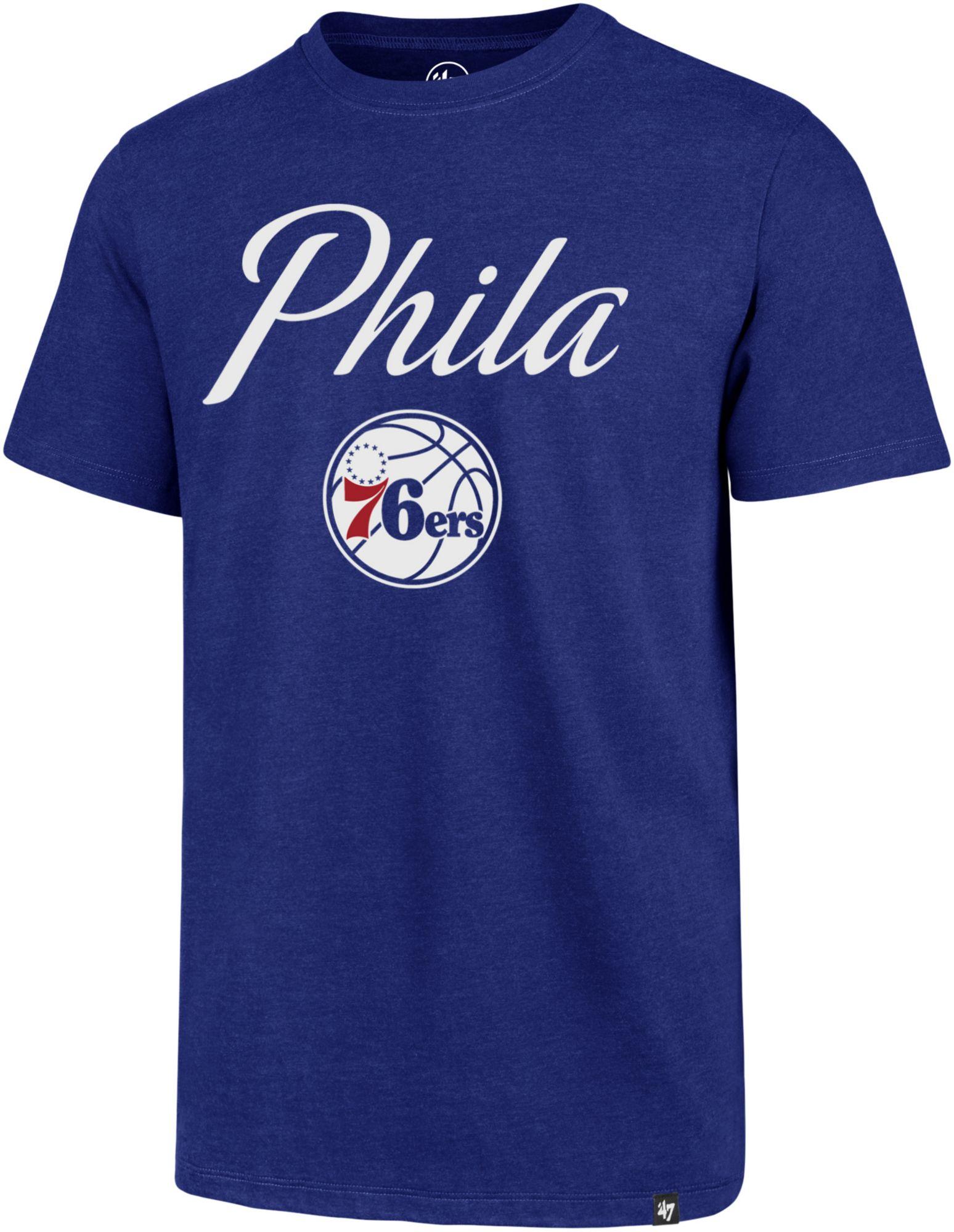 47 S Philadelphia 76ers Phila Shirts