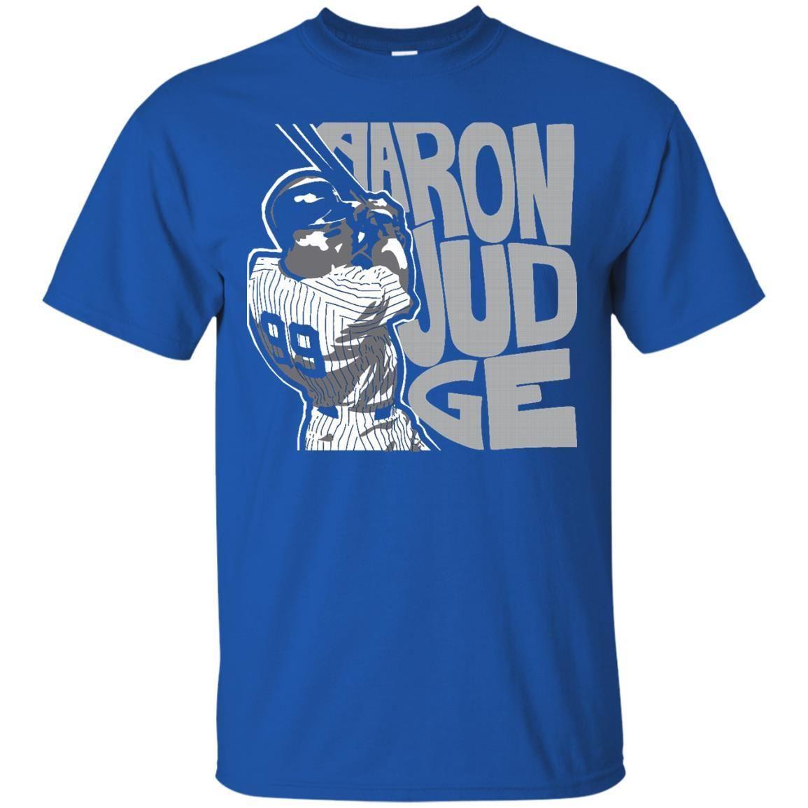 Aaron Judge New York Yankees S S Shirts