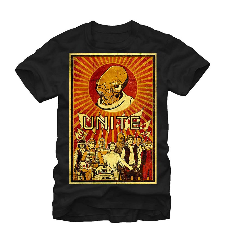 Admiral Ackbar Unite S T Shirt