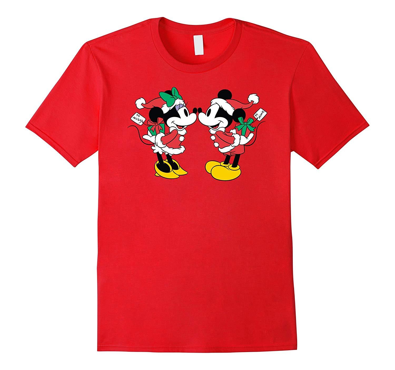 And Minnie Holiday Kiss Tshirt