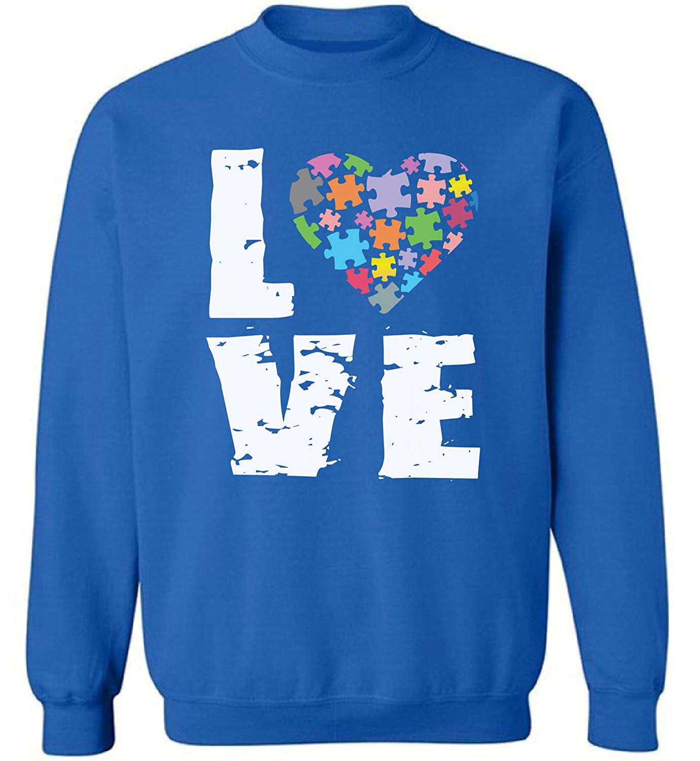 Autism Love Puzzle Autism Support Gifts For And Shirts