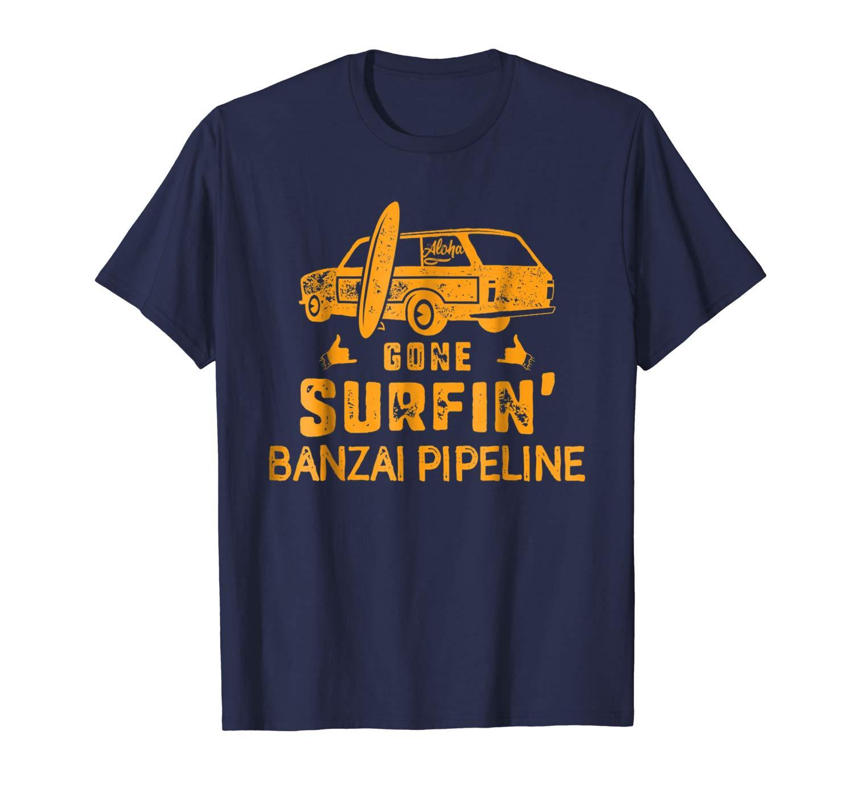 Banzai Pipeline Hi Aloha Surfing Shirts