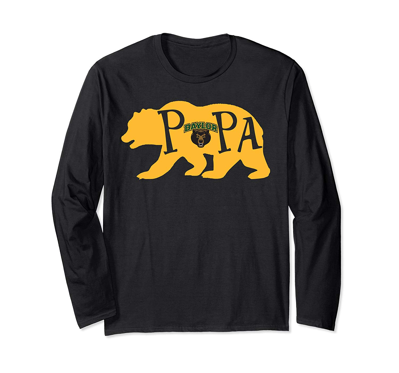 Baylor Bears Papa Bear T Shirt Apparel