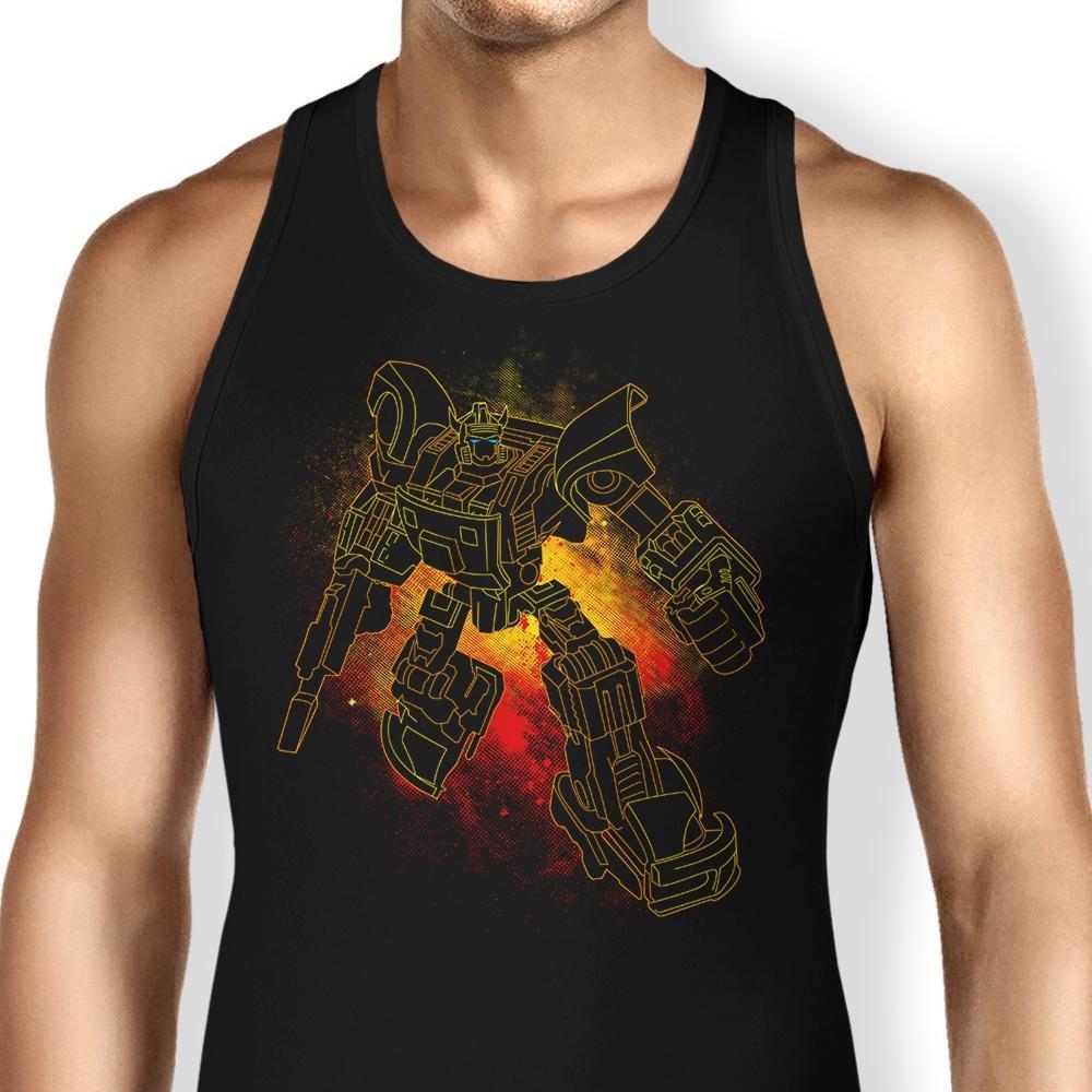 Bee Art Tank Top Shirts