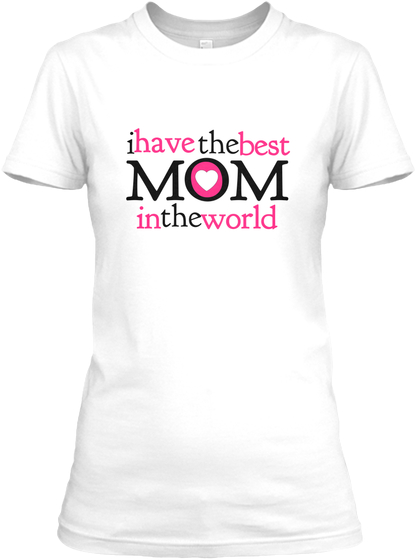 Best Mom Clothing Cool Mom T Shirts