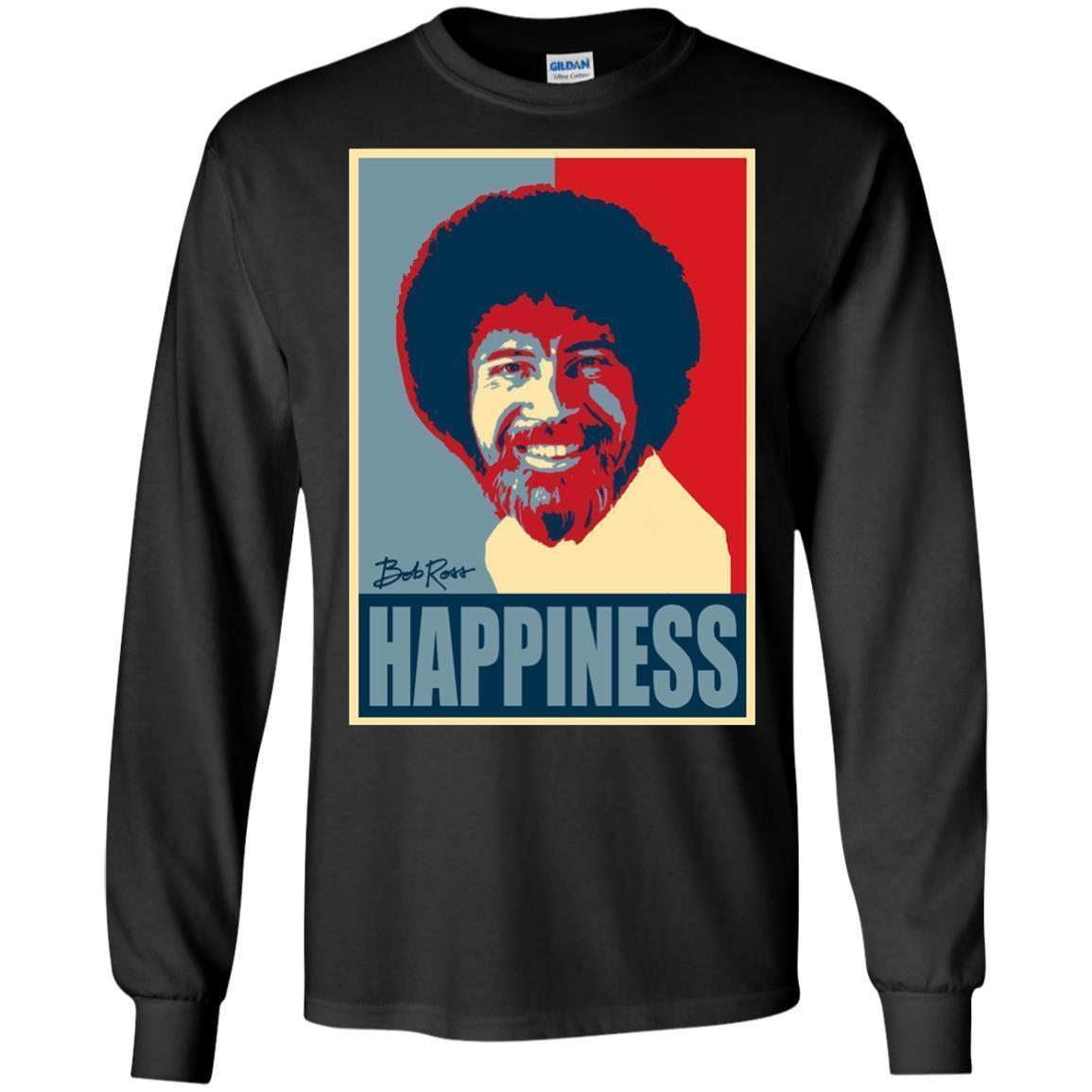 Bob Painter Ross Happiness Shirt