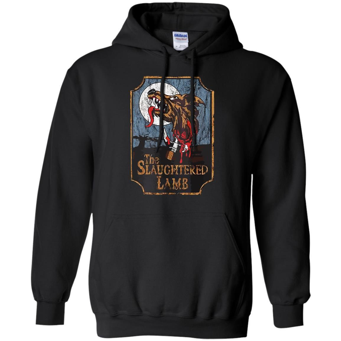 Buy An American Werewolf In London Slaughtered Lamb Halloween Shirts