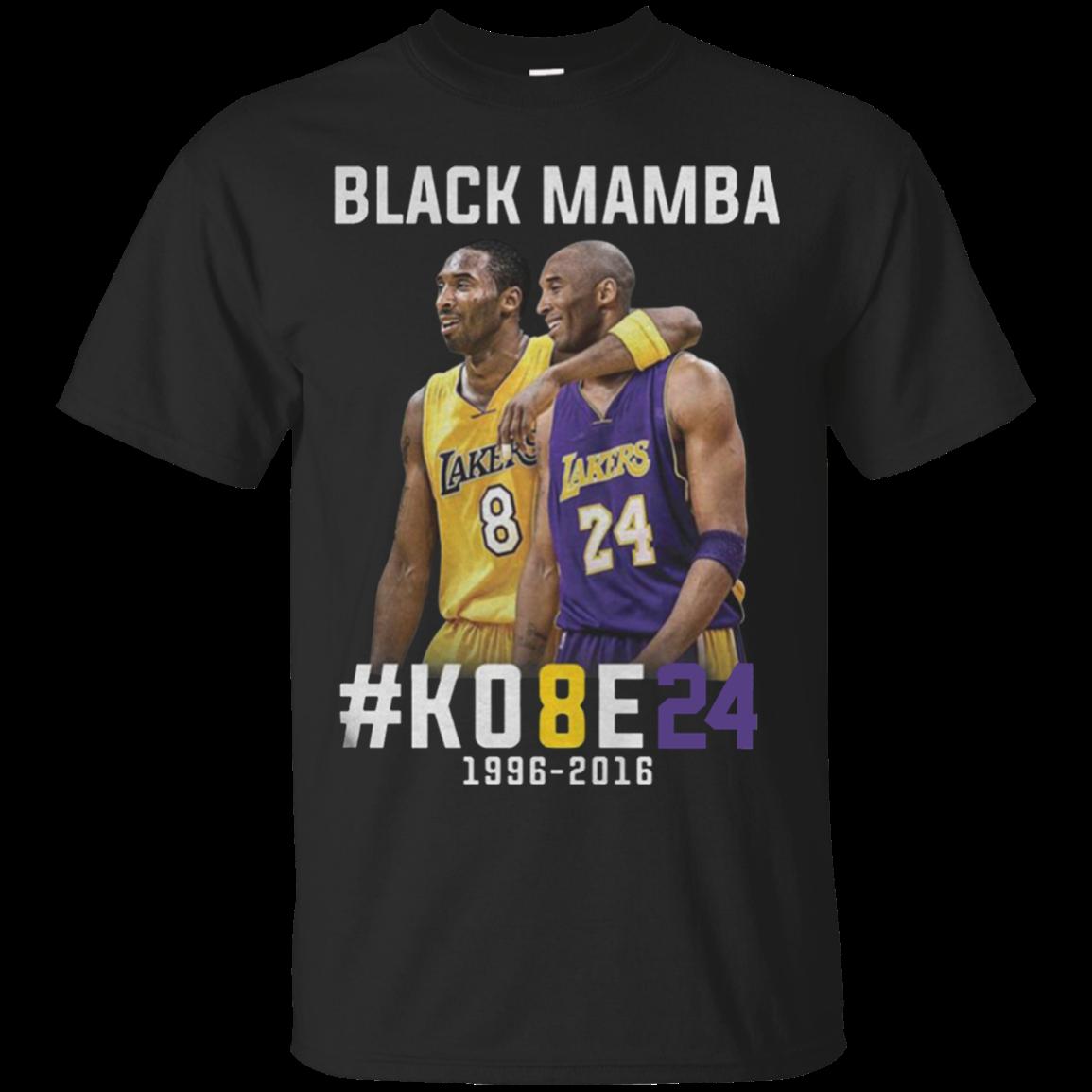 Buy Kobe Bryant Black Mamba T Shirt Tula Store