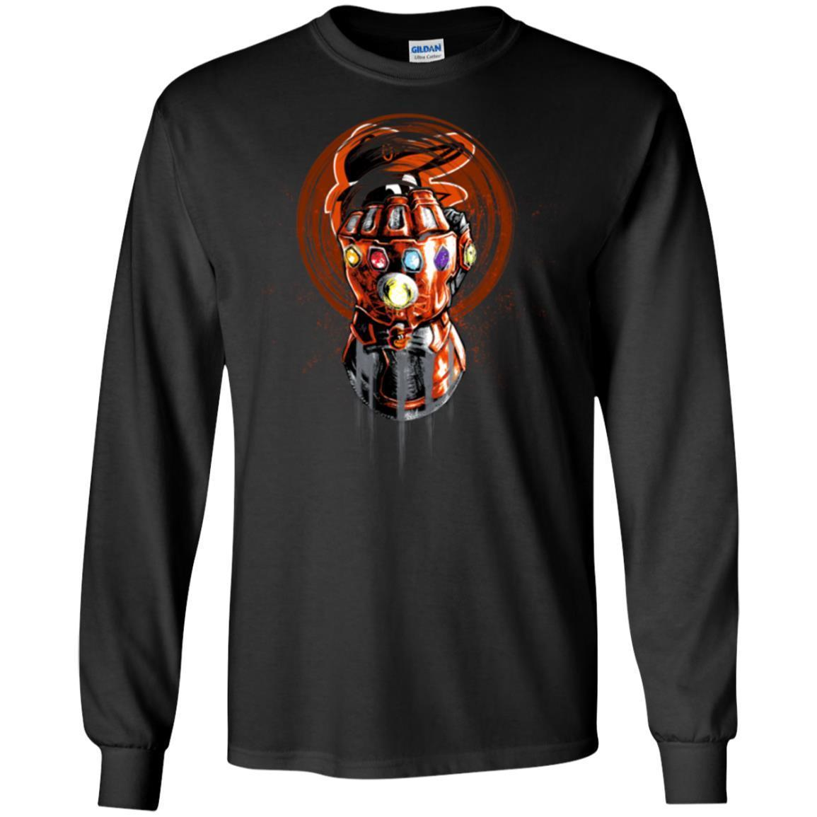 Buy The Infinity Gauntlet Thanos Baltimore Orioles Ts Shirts