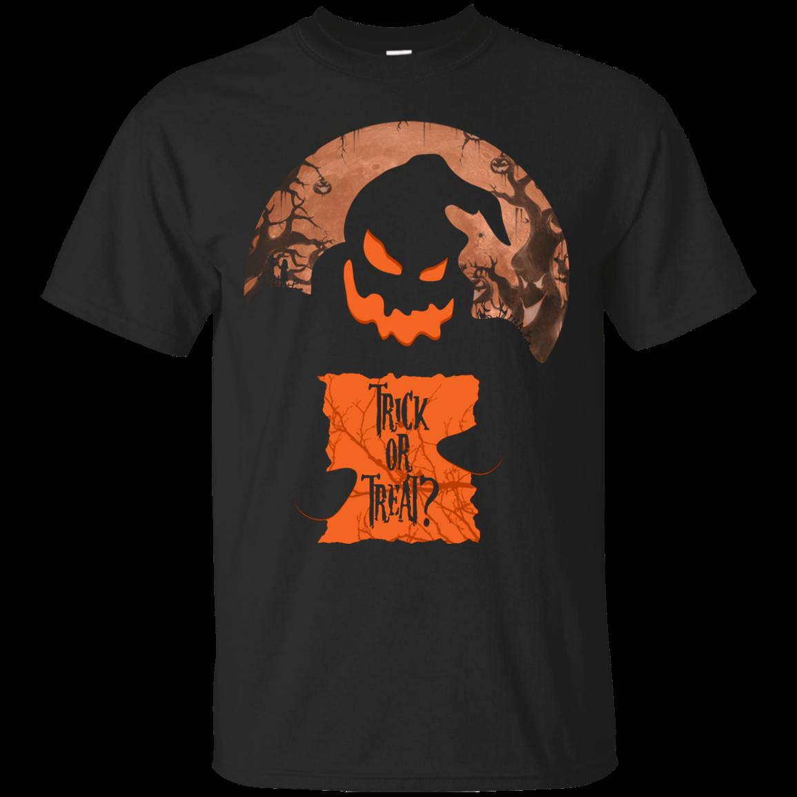 Buy Trick Or Treat Halloween T Shirt Tula Store