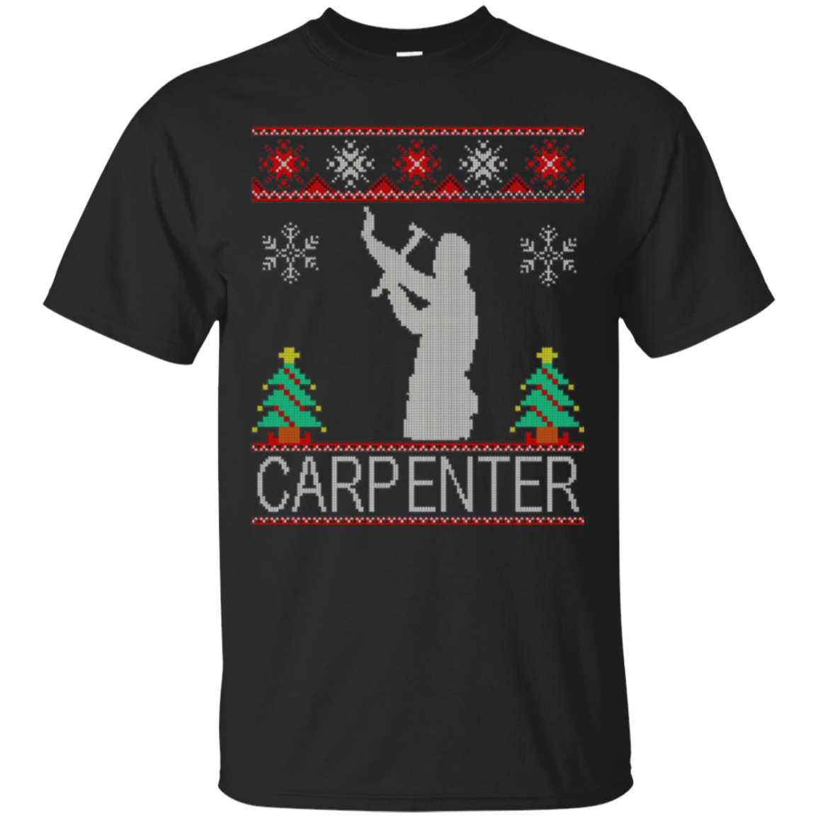 Carpenter Christmas Shirt