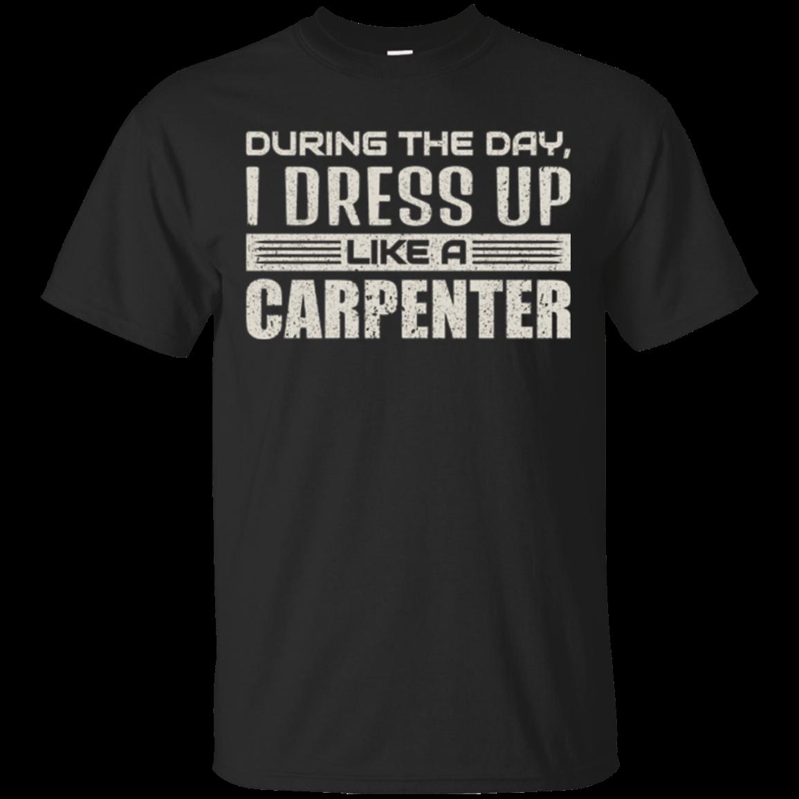 Carpenter Gift T Shirts