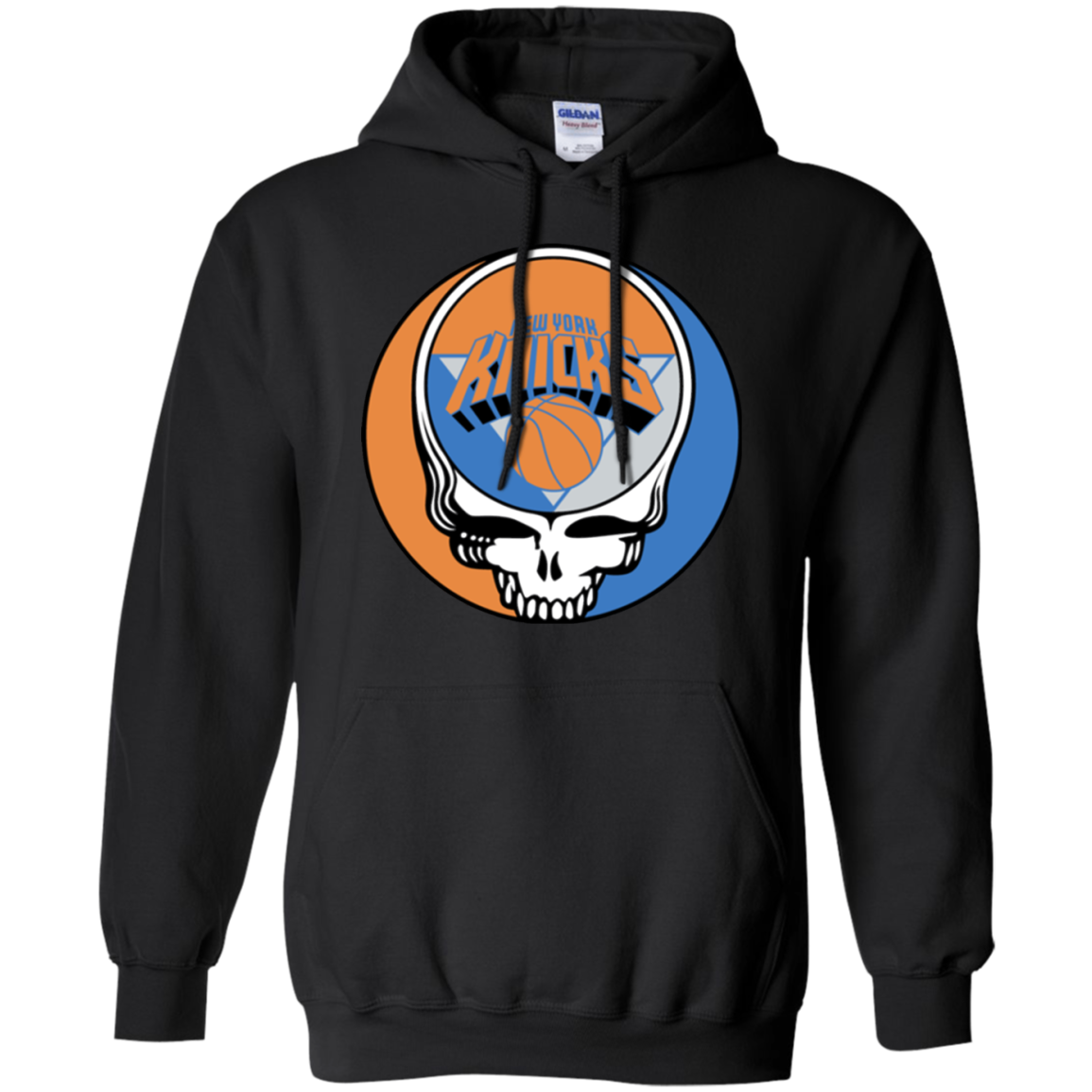 Check Out This Awesome New York Knicks Basketball Grateful Dead Steal Your Face Shi Shirts