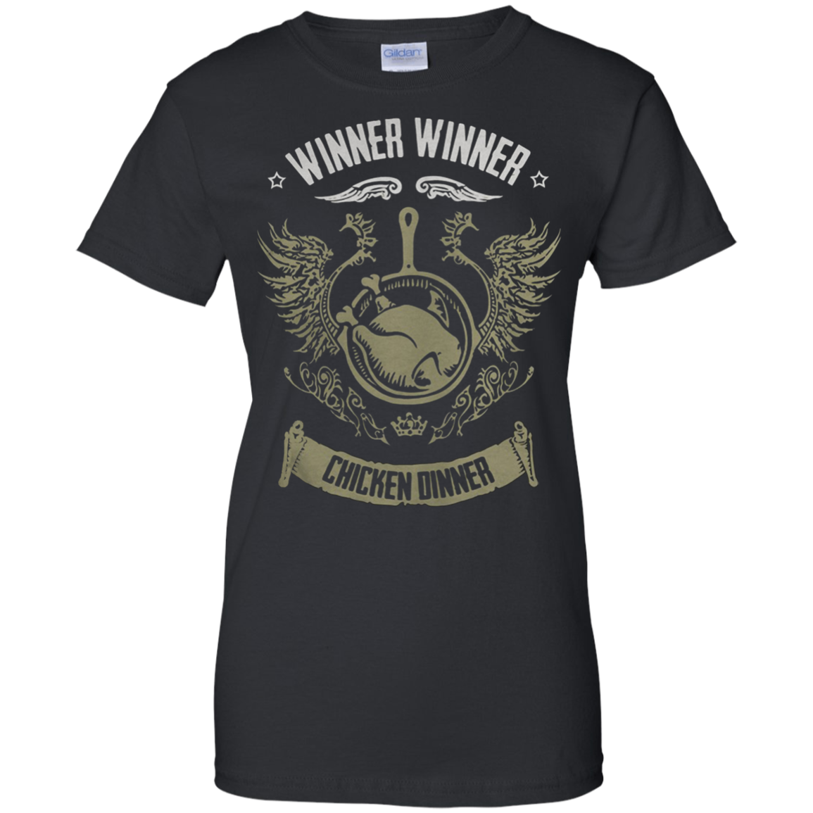 Check Out This Awesome Winner Winner Chicken Dinner Shirt Tula Store