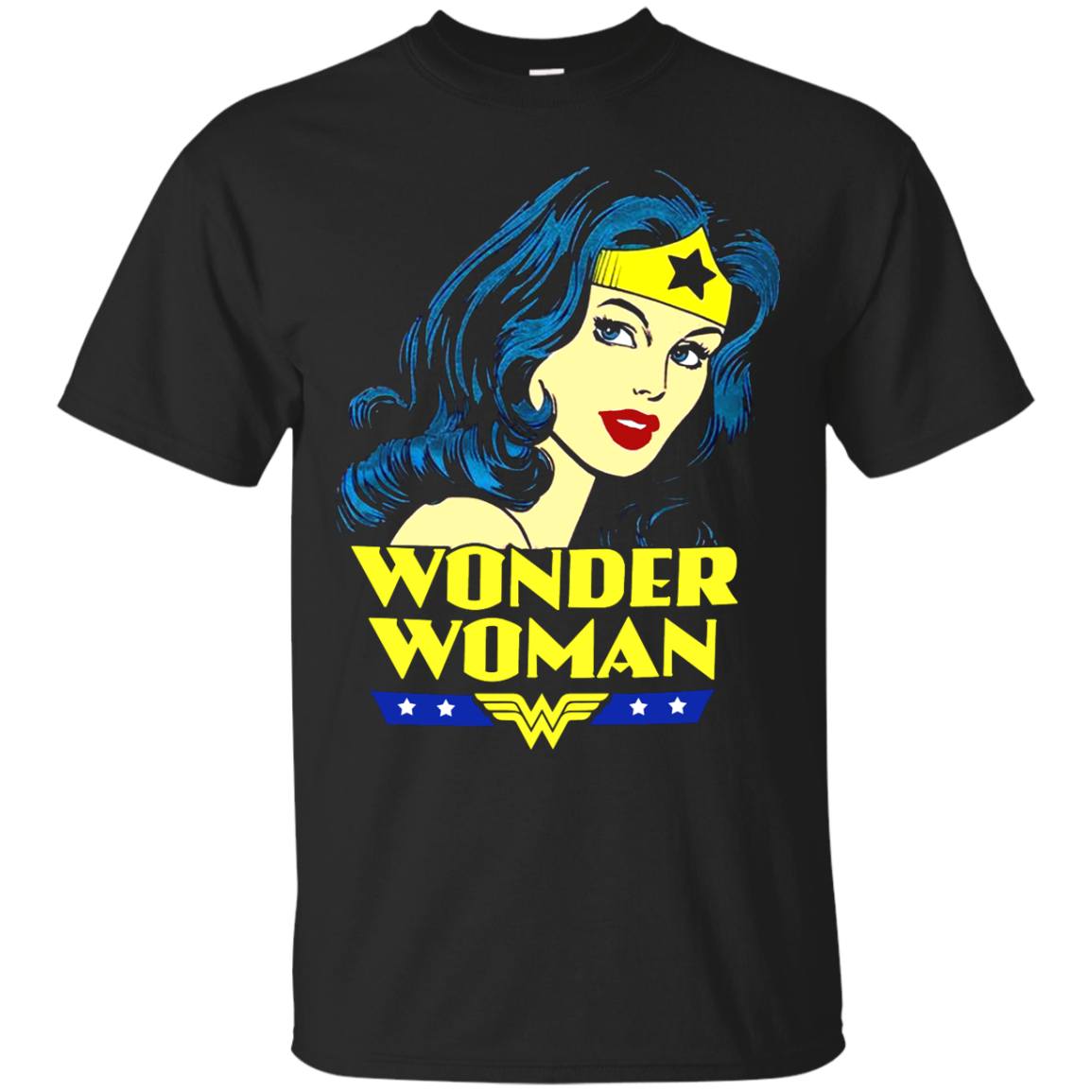 Check Out This Awesome Wonder Woman T Shirt