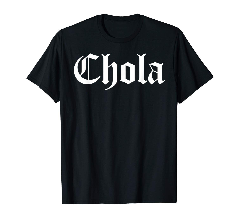 Chola Old English T Shirts