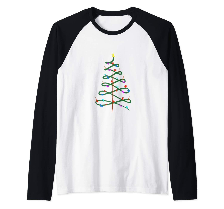 Christmas Tree X Mas Abstract Love Vintage Simple Baseball Shirts