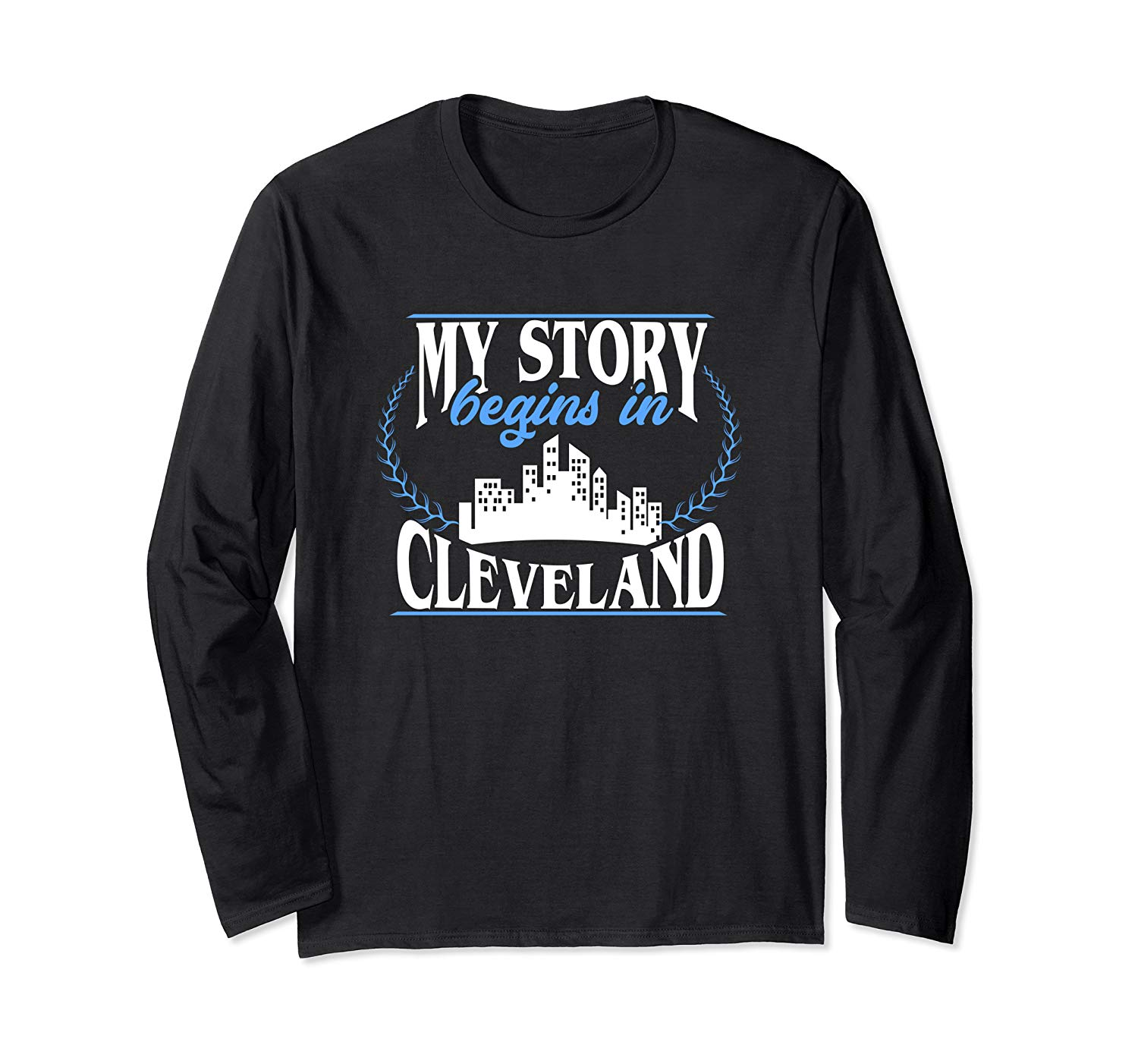 Cleveland Born In Cleveland Shirts
