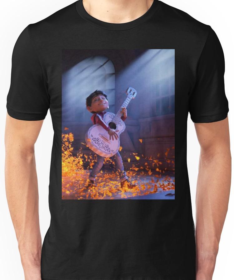 Coco Movie Unisex Shirts