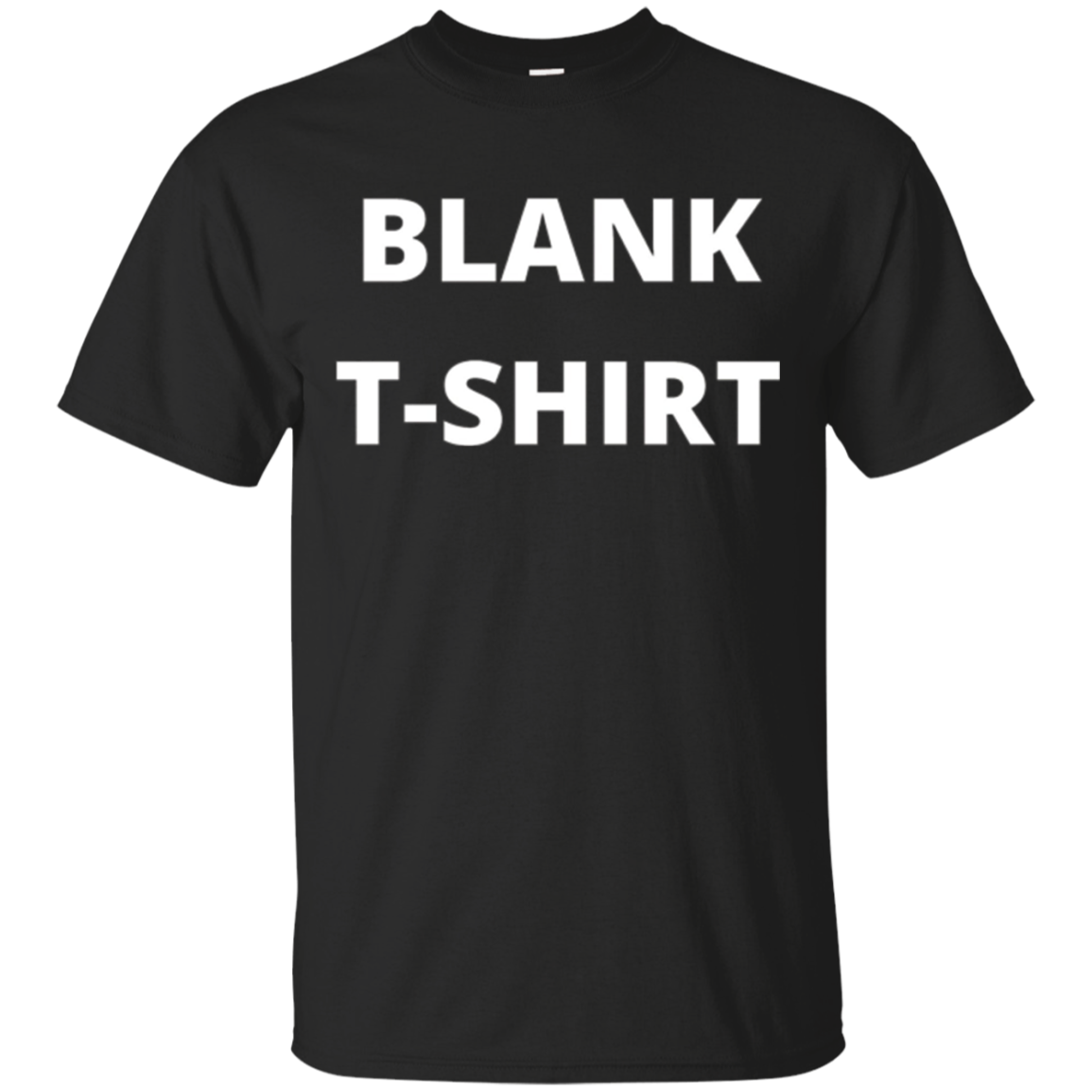 Cover Your Body With Amazing Blank T Shirt Funny Comedy Design