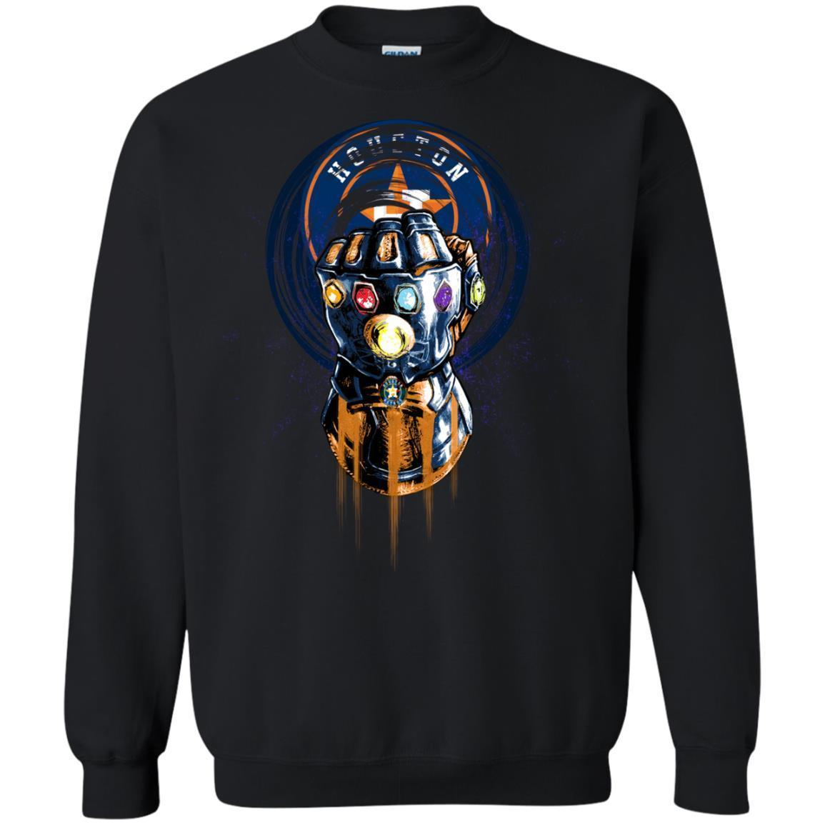 Cover Your Body With Amazing The Infinity Gauntlet Thanos Houston Astros Shirts