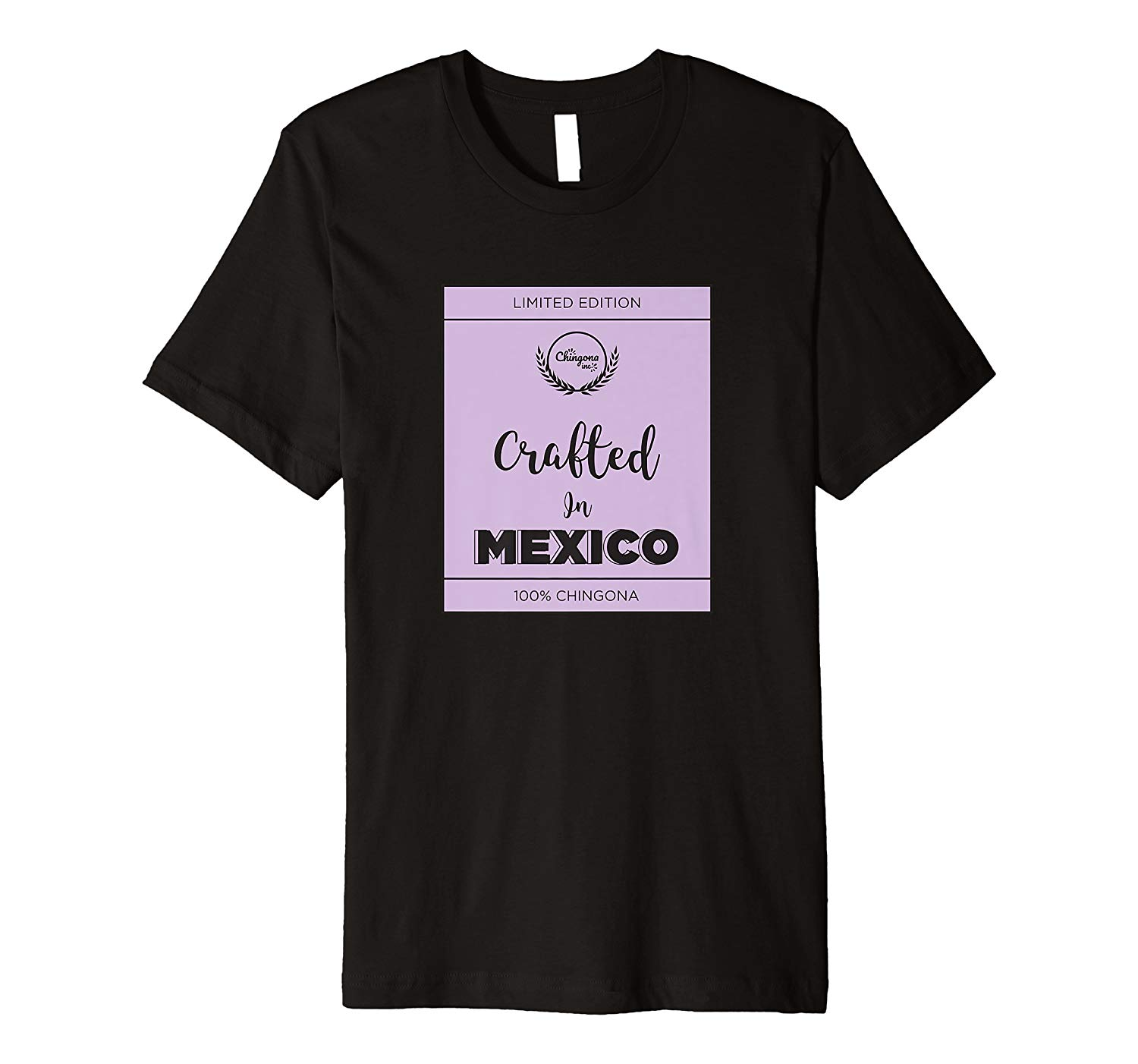 Crafted In Mexico Premium T Shirt