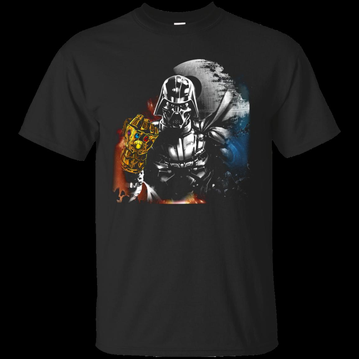 Darth Vader Gauntlet Avengers Infinity War Shirt T Shirt