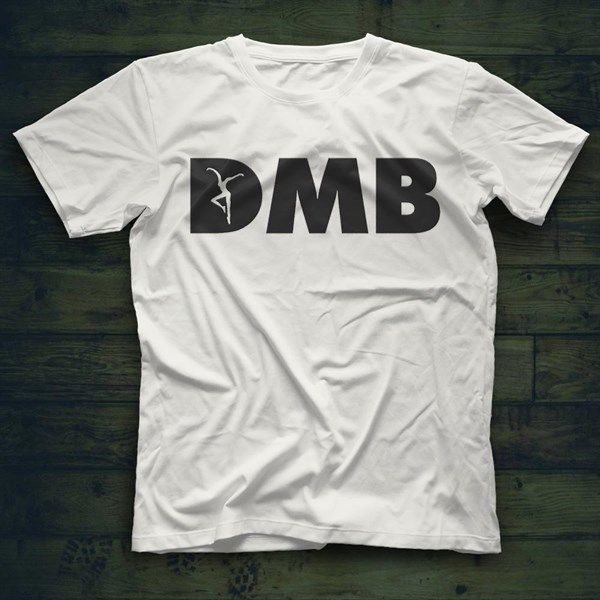 Dave Matthews Band White Unisex S Shirts