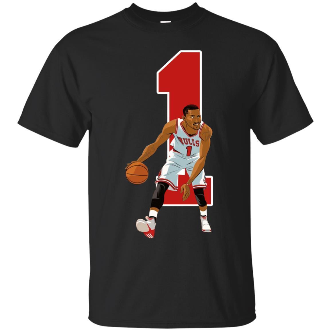 Derrick Rose T Shirt